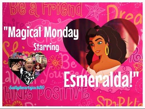 Disney's Hunchback Of Notre Dame Esmeralda Keepsake Doll✨- Magical Monday!