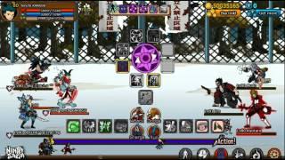 Ninja Saga KAGEMUSHA EPIC BATTLE (3/3) crow zero soundtracks