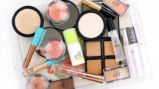 BEST ELF COSMETICS PRODUCTS 2018!