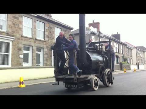 Trevithick's Puffing Devil