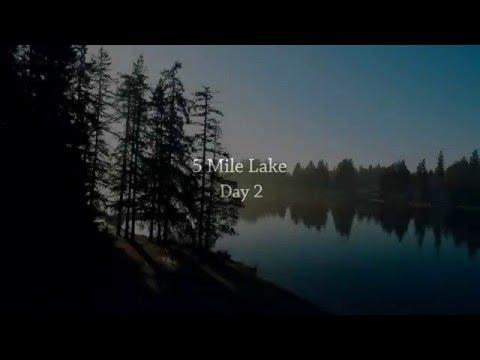 5 Mile Lake Day 2 Federal Way, WA