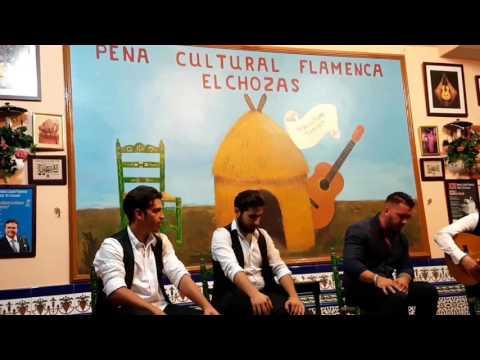 CRISTIAN GUERRERO. Peña Cultural Flamenca El Choza 24/6/17