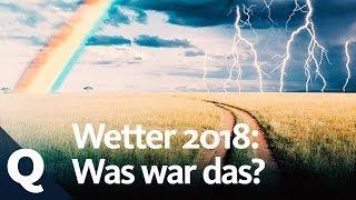 Wetter: So trocken war es 2018! | Quarks