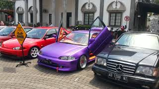 WeekendVlog#1 : Lihat Kontes Mobil Ceper
