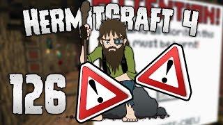 HermitCraft 4 - #126 | ATTENTION, PLEASE! ⚠🚫🚫 [Minecraft 1.12]