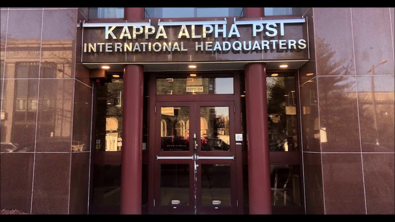 Feds Says Kappa Fraternity Official Embezzled More Than $1 Million