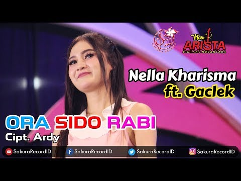 Nella Kharisma Ft.Gaclek - Ora Sido Rabi [Official Music Video]