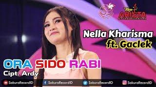 Download lagu Nella Kharisma Ft Gaclek Ora Sido Rabi MP3