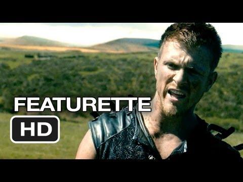 Hammer of the Gods Featurette 1 2013  Charlie Bewley Viking Movie HD