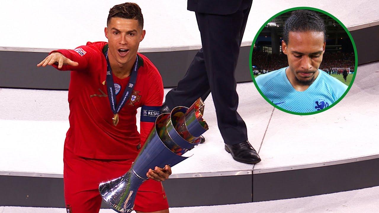 What Happens If You Make Cristiano Ronaldo Angry