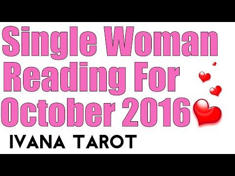 Single Women and Men Love Tarot Reading for October 2016 by Ivana Tarot