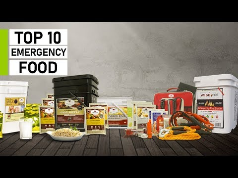 Top 10 Emergency Survival Foods for Pandemic