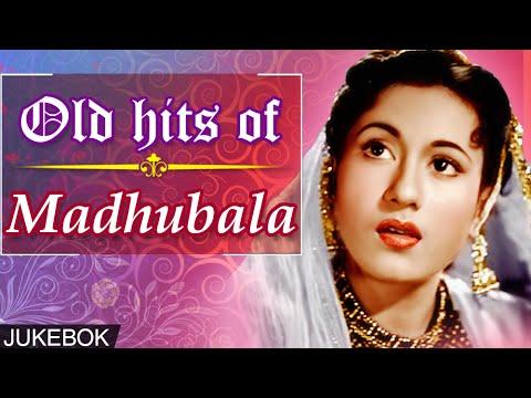 Old Hits Of Madhubala | Evergreen Hindi Songs | Jukebox Collection