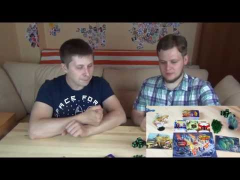 Настольная игра Повелитель Токио - НАСТОЛКИ - настольные игры