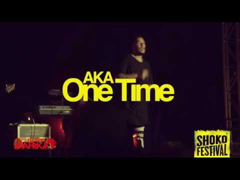 AKA @Akaworldwide - One Time @ShokoFestival 2016 video by @Cuttybeats