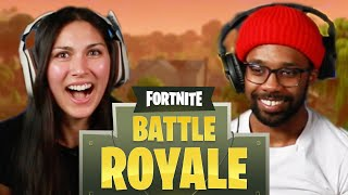 We Attempt An Escort Mission In Fortnite Battle Royale thumbnail