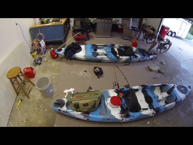 Field and Stream Eagle Talon 12 Kayak