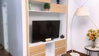 Bán căn hộ chung cư Tecco Garden Thanh Trì 3PN giá 15,5tr/m2