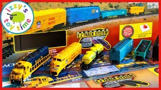 WHY ARE THESE MODEL TRAINS SO TINY?! Fun Toy Trains !
