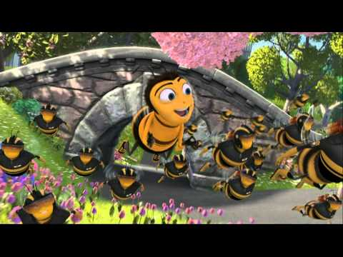 bee movie trailer ita