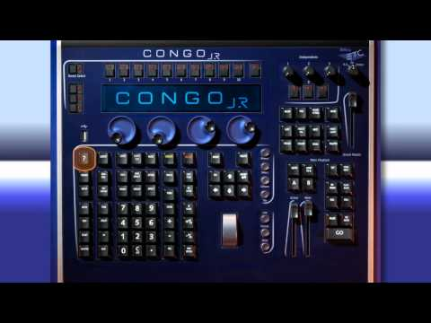 2 - Congo Facepanel and I/O