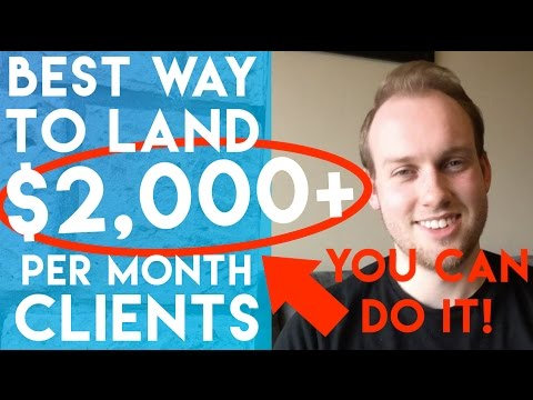 3 Social Media Marketing Niches That Will Pay You AT LEAST $2,000+ Per Month!