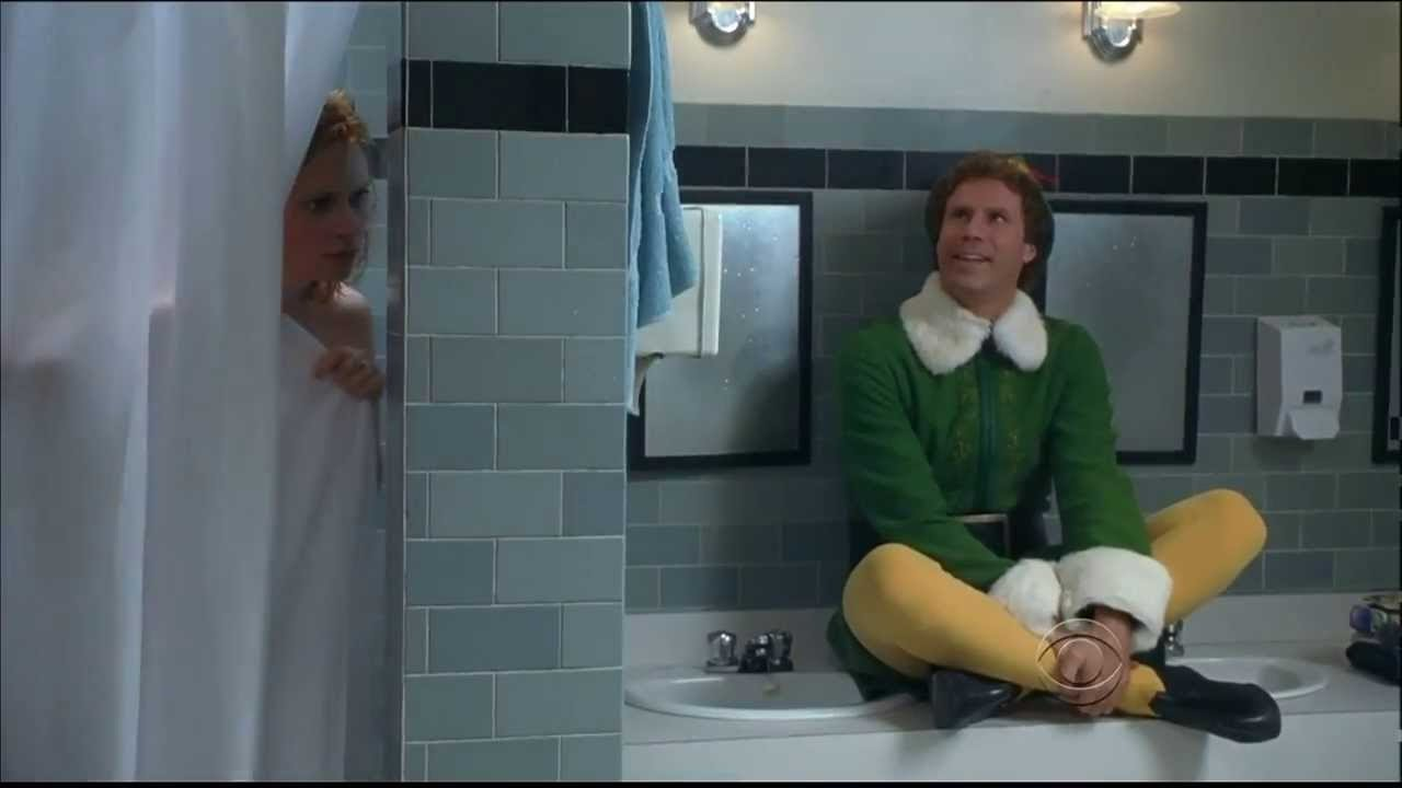 Elf - Baby Its Cold Outside Scene - YouTube