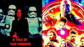The Fandom Menace vs MCU Popcorn Fans: A Tale of Opposites