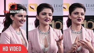 Sexy Rubina Dilaik at Boroplus 10th Gold Awards 2017 | Zee Tv
