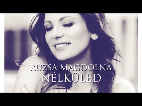 Rúzsa Magdi - Nekem nem szabad (dalszöveg - lyrics video)