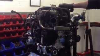 Nissan pathfinder engine rebuild