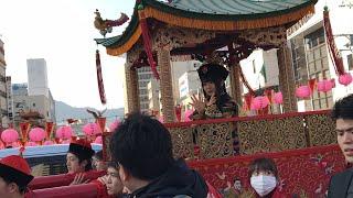 長濱ねる長崎観光大使が登場した皇帝パレードの様子を取材しました!