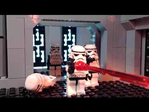 How to do Lego Blaster effects in Stop Motion | The General