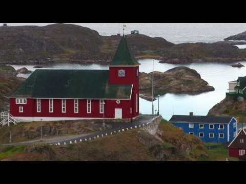 Afternoon in Sisimiut, Greenland