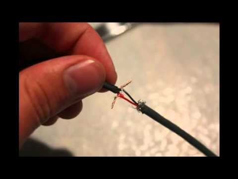 How To Make a Nokia-USB Charger Cable - YouTube