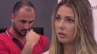 Zadruga 4 - Maja i Alen zaplakali, saznali za Jovičinu poruku u noći saobraćajke - 03.11.2020.