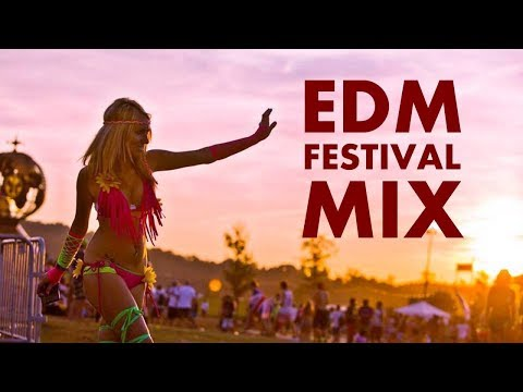 Festival EDM Mix 2018 New Electro House Party Music