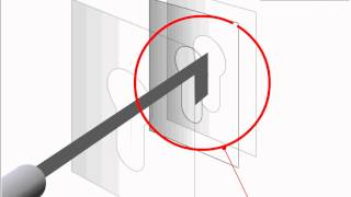 видео Как взломать дверной замок: выбить, сверлить, использовать отмычки?