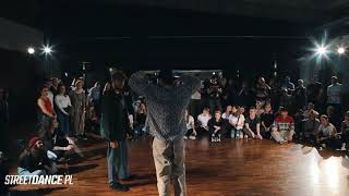 Olfis vs Alieno | Finał Popping | SDK Poland 2019
