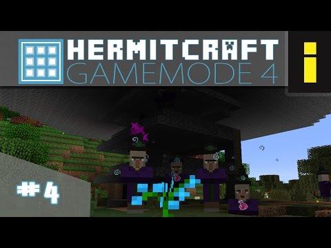 HermitCraft Gamemode 4 - Ep 4: Shardy...