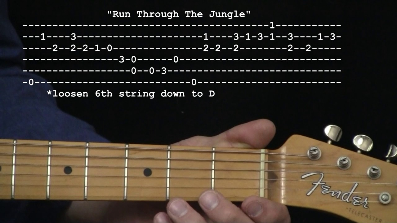 Running through the jungle song-4415