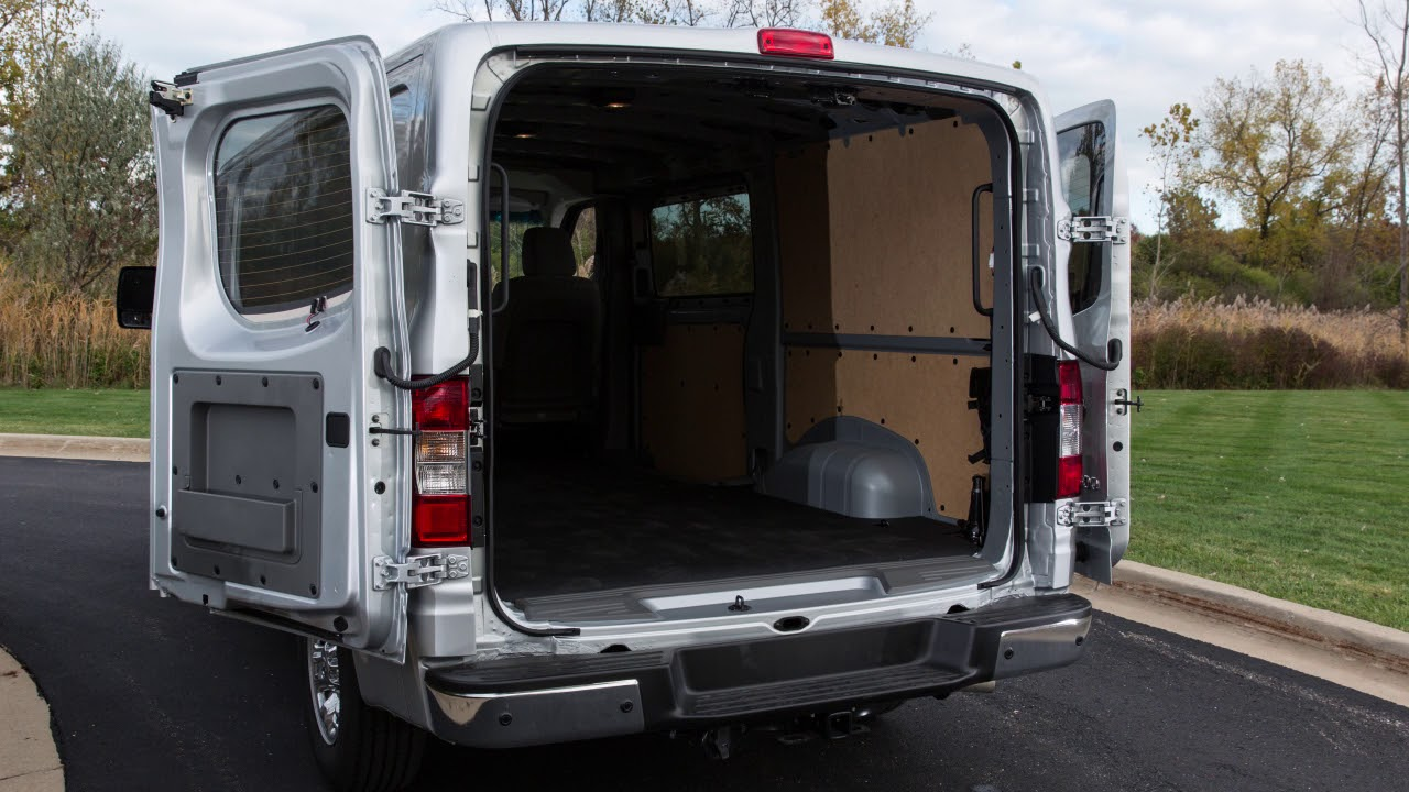 2018 Nissan Nv Cargo Van Back Doors