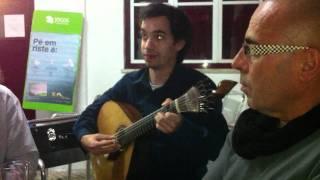 Retorno, Balada da Oliveira e Baile dos Carêtos de Pedro Caldeira Cabral