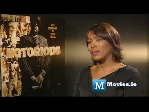 Notorious B.I.G Interview - with Angela Bassett (who plays Voletta Wallace)