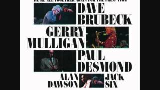 Dave Brubeck / Gerry Mulligan / Paul Desmond - Rotterdam Blues
