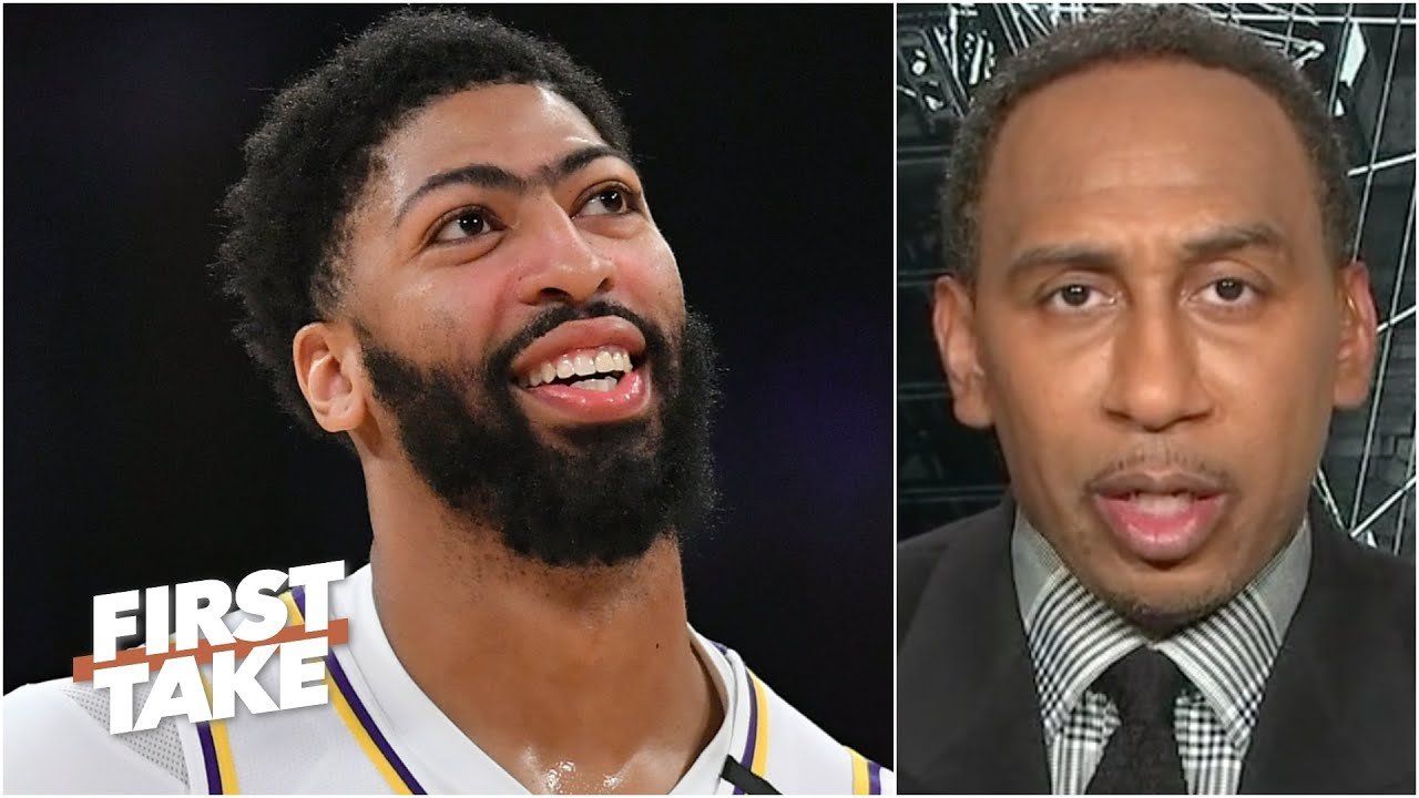 Can the Lakers win a championship with Anthony Davis as the best player? | First Take