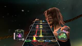 Guitar Hero 3 #2 Story of my life - Social Distoron ,1190 - Gameplay
