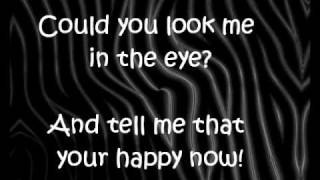 Are You Happy Now- Michelle Branch (Lyrics)