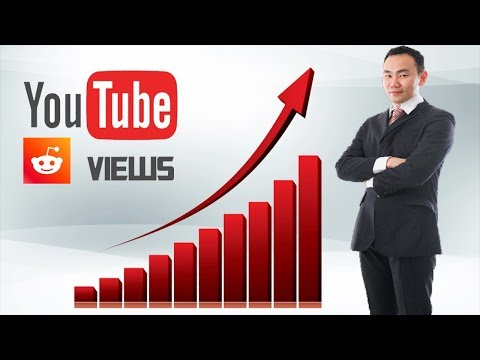 How To Grow On Youtube Using Reddit | Reddit Marketing