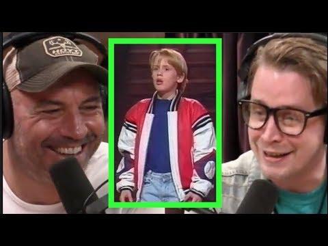 Joe Rogan  Macaulay Culkin on Doing SNL When He Was 11!!